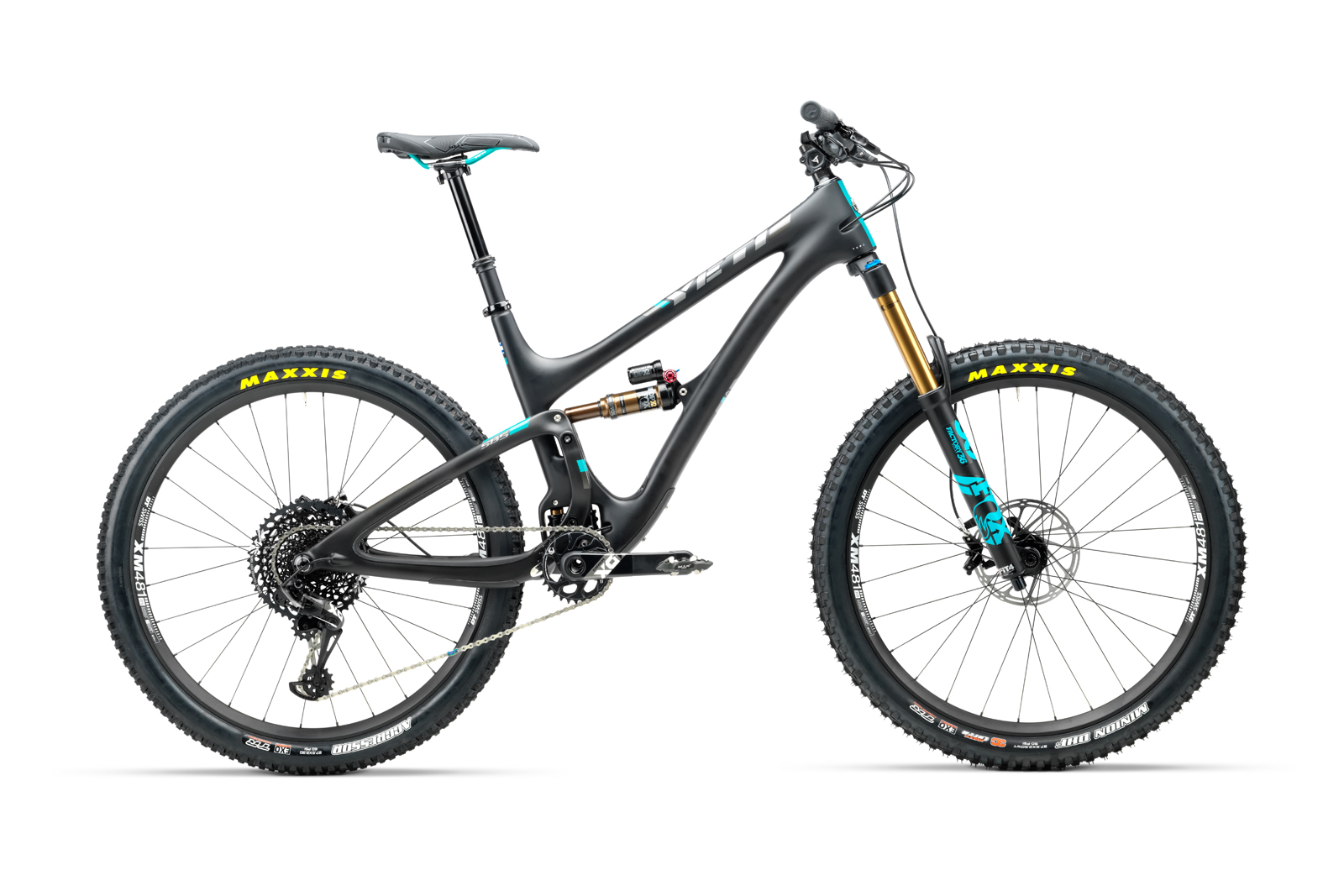 16002018_YetiCycles_SB5_TS_Black_X01_LunchRide