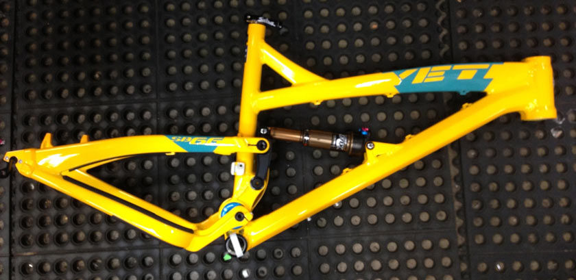 Yeti-SB66-mountain-bike-new-yellow-frame-color